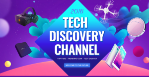 tech discovery channel