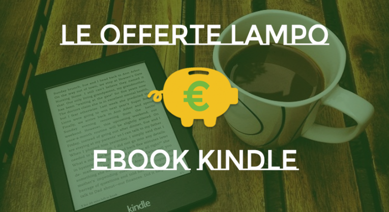 ebook kindle offerta lampo