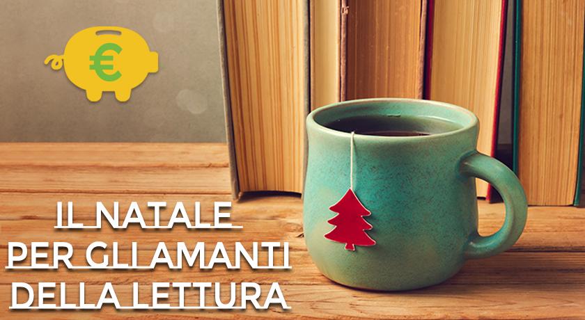 La guida ai regali di natale per gli amanti della lettura for Promozioni amazon