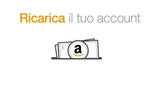 Ricarica Amazon Buono Sconto 8 Euro