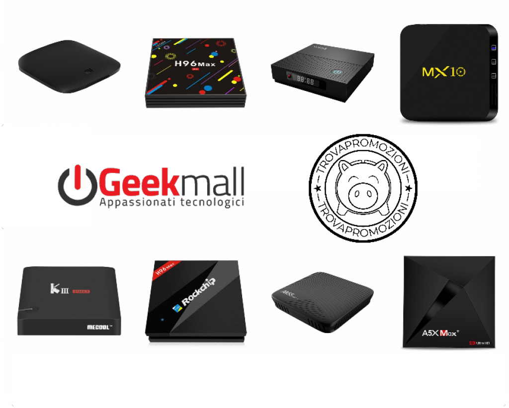 geekmall tv box