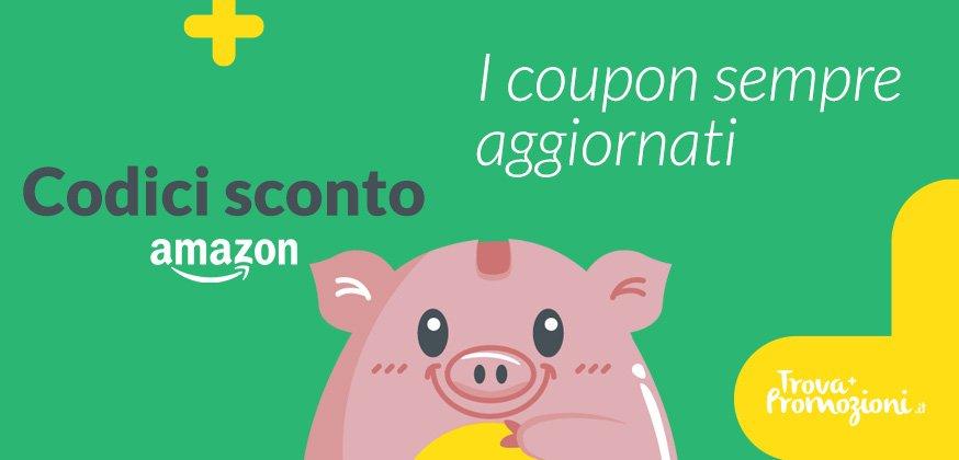 d23c211470e8a2 I migliori codici sconto e i coupon di Amazon – Articolo in costante  aggiornamento