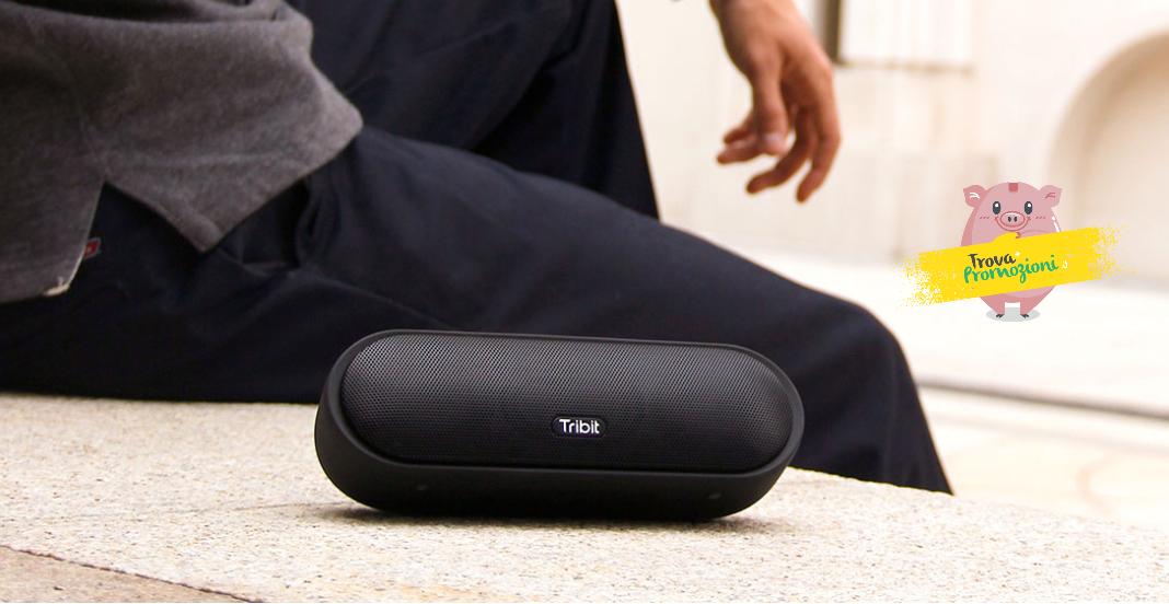 9c1ce1f89fe2d5 Tre imperdibili coupon esclusivi by Tribit: Speaker e cuffie Total Wireless  solo per TrovaPromozioni