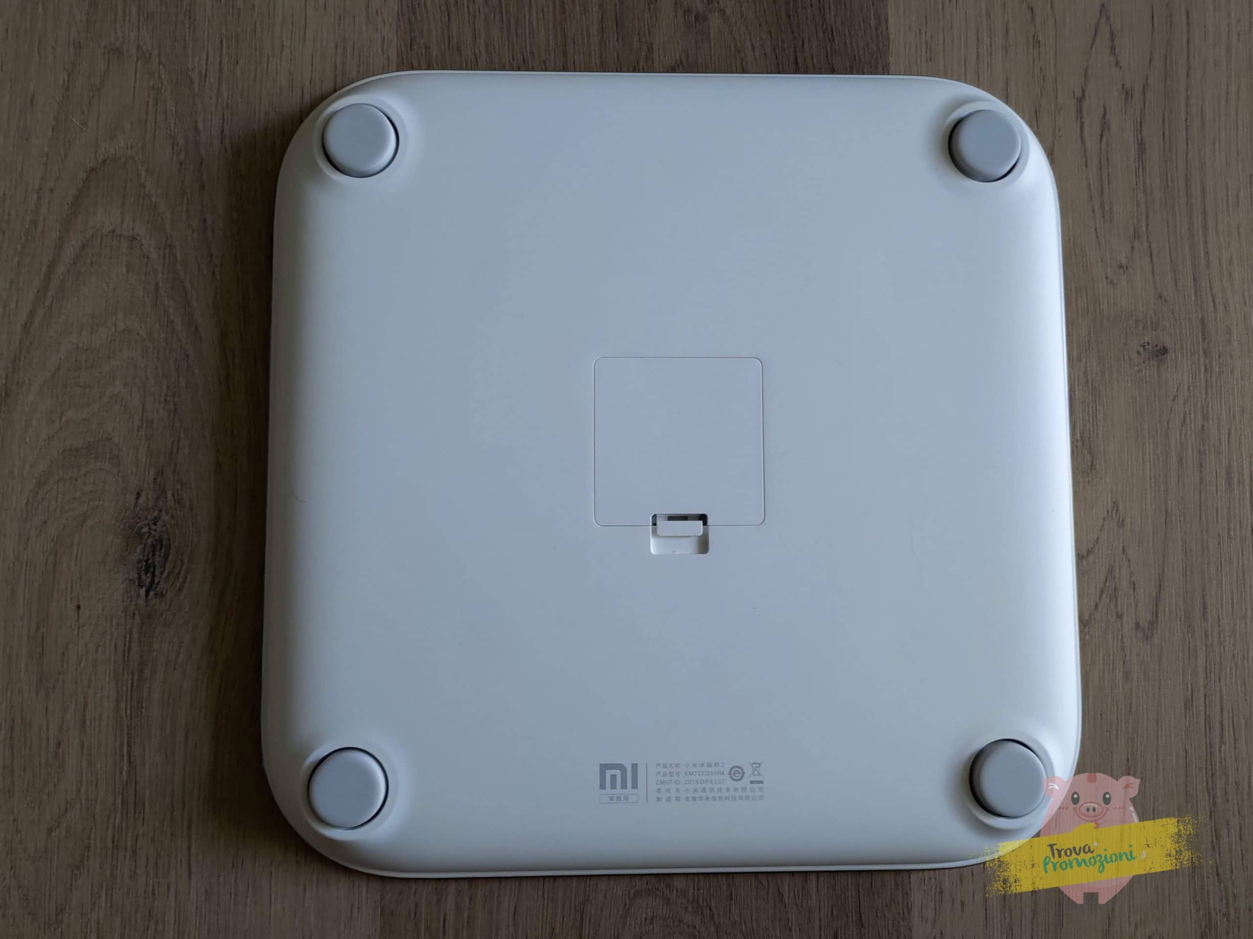 Recensione Xiaomi Mi Smart Scale 2: la bilancia smart del