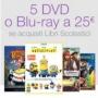 Promozione Libri + DVD a 25 Euro