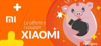 Le offerte lampo e i coupon sui prodotti Xiaomi – Grandi prodotti, piccoli prezzi!